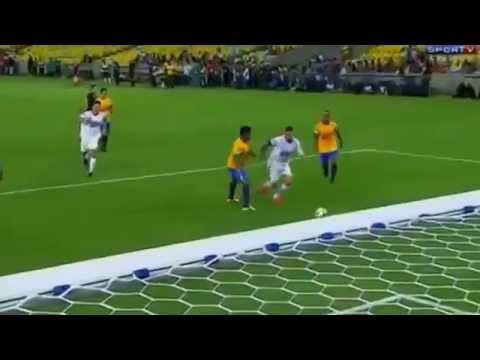 goal di ronaldo con l'elastico