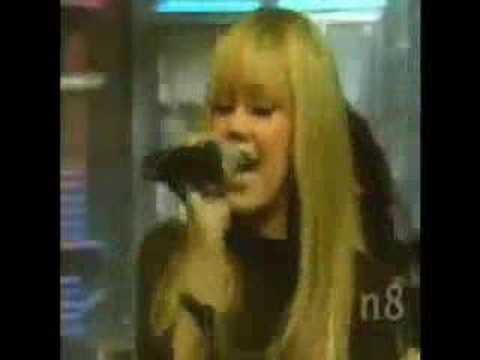 Tekst piosenki Hannah Montana - Got nerve po polsku