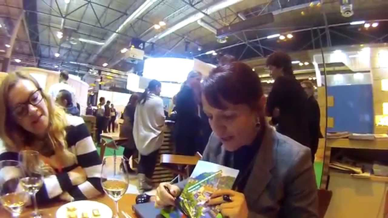 Behind The Scenes of a Travel Writer at FITUR 2015