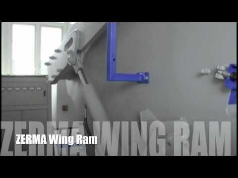 ZERMA ZSS Shredder with Wing Ram