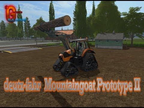Deutz fahr Mountaingoat Prototype II v1.0