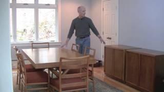 A Restored Robsjohn-Gibbings Dining Room Set