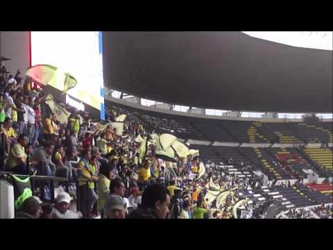 América 3-1 Toluca [Clausura 2015] Yo no sigo a chivas ni a los cementeros - Ritual Del Kaoz - América