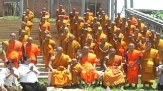 Khmer Culture - dhamtesana bunktan