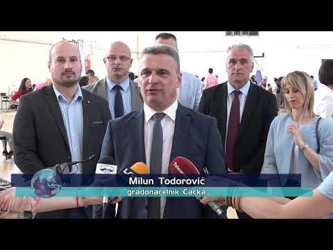 """SVEČANO OTVORENA FISKULTURNA SALA USTANOVE """"ZRAČAK"""" I ŠKOLE """"1. NOVEMBAR"""""""