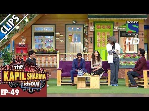 Dr. Mashoor Gulati meets Anil Kapoor and his son -The Kapil Sharma Show-Ep.49-8th Oct 2016