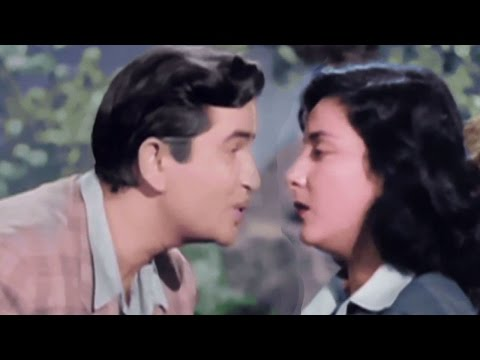 Video Jahan Main Jaati Hoon Wahi Chale Aate Ho - Hindi Romantic Song | Raj Kapoor | Nargis | Chori Chori | download in MP3, 3GP, MP4, WEBM, AVI, FLV January 2017