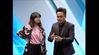 Video TANPA REKAYASA! Cinta Kuya Emang Bakat Baca Pikiran! | BAHAGIA CARA UYA Eps.9 (4/4) MP3, 3GP, MP4, WEBM, AVI, FLV Mei 2019