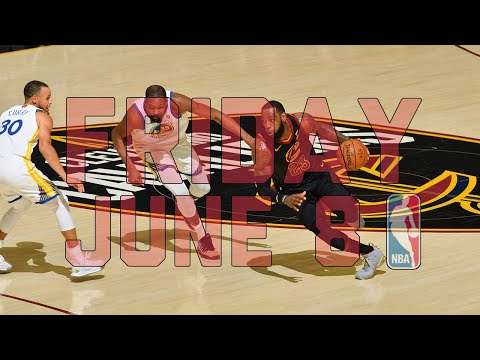 NBA Daily Show: June 8 - The Starters