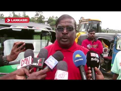 Talawakele-Tea-Estate-workers-Protest