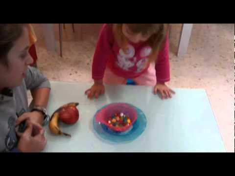 La nutricion infantil Ana y Andrea