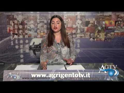 Telegiornale AgrigentoTv del 18-04-2017