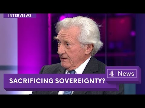 Article 50 Debate: Lord Heseltine And Kate Hoey Clash On Brexit