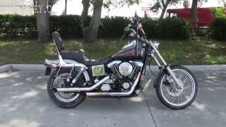 3. 1997 Harley Davidson FXDWG Dyna Wide Glide - for sale in Tampa on Craigslist