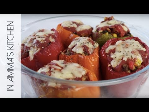 Stuffed Bell Pepper Recipe