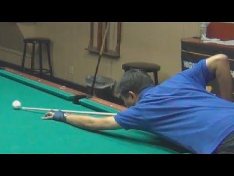 MZWST - Stop #1 - 10 Ball - Rodrigo 'Edgie' Geronimo vs Johnny Kang (видео)