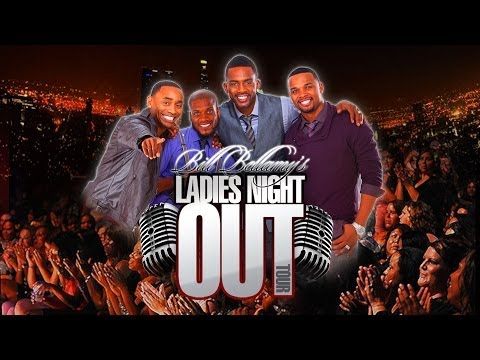 Bill Bellamy's Ladies Night Out Comedy Tour - Trailer