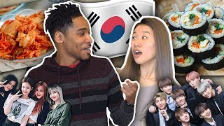 How Korean Is My Black Fiancé?
