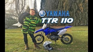4. Riding my Yamaha TTR 110 DirtBike Review and Upgrades