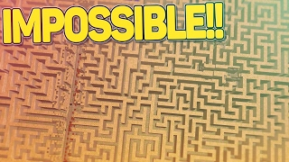 THE IMPOSSIBLE MINECRAFT CHALLENGE?!