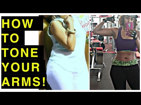 Fitness - This fitness video shows what I do personally to tone my arms and I lost arm fat from cardio and strength training with these types of exercises. http://chinacandycouture.bigcartel.com/product/30-...
