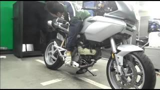 7. 2005 Ducati Multistrada 1000 r