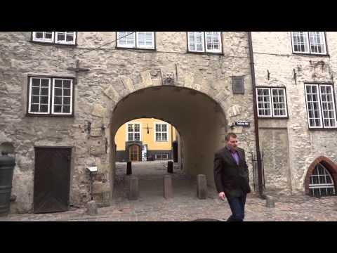 Блог  Старая Рига  Плачь замурованной девушки  Шведские воро - DomaVideo.Ru