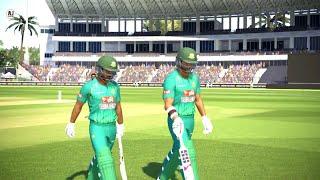 3rd T20 Bangladesh vs Sri Lanka 2018 || Ashes Cricket Gameplay 1080p 60fps