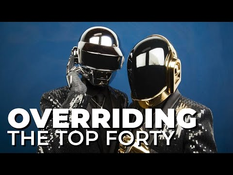 Daft Punk: Overriding the Top Forty