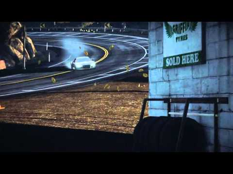Need For Speed Rivals - Disturbed - Decadence - Music Video (видео)