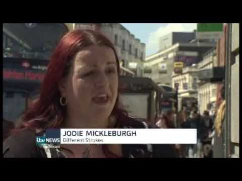 My TV story on ITV News Meridian (W)