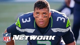 Expectations for Seattle Seahawks and Russell Wilson Heading into 2016 | NFL Network by NFL Network