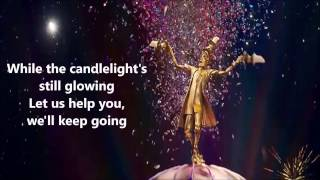 Video Beauty and the Beast 2017 - Be Our Guest LYRICS MP3, 3GP, MP4, WEBM, AVI, FLV Januari 2018