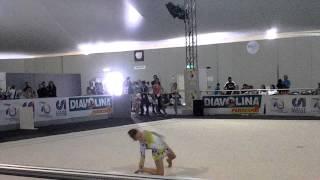 Sara saffar RITMICA gara nazionale in Fiuggi 1 il 04-06-2014 CSI SPORTING CLUB