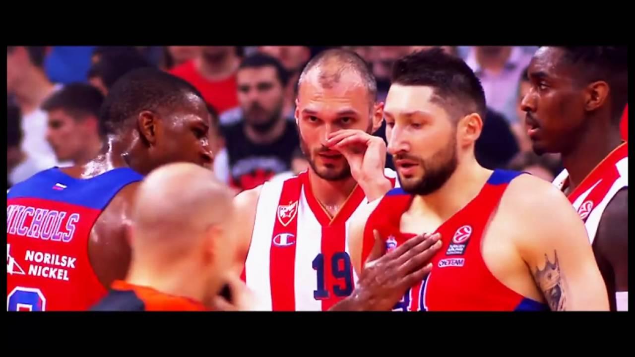 Euroleague Basketball – 1ος ημιτελικός