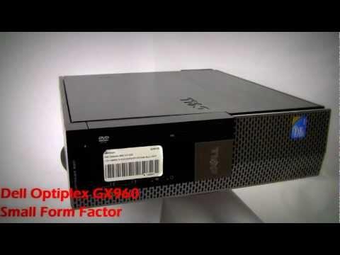 InnovatePC.com Dell Optiplex GX960 Core2Duo Small Form Factor
