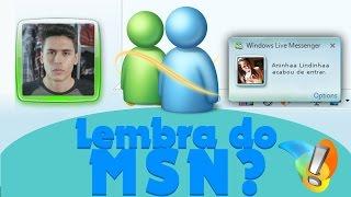 NOVIDADES NETFLIX QUE VOCÊ PRECISA VER: https://www.youtube.com/edit?o=U&video_id=BFx09a4UC_o Relembre como era foda o Windows Live ...