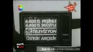 arçelik dört dörtlük nostalji reklam