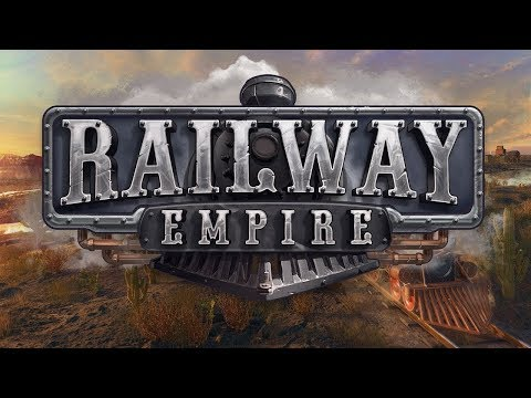 Railway Empire! -- Episode 2 -- 1890 Pacific Coast [Sponsored by Kalypso]