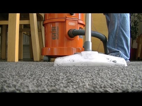 Vax 6131 Multivax 3 in 1 Vacuum Cleaner Demonstration & Review