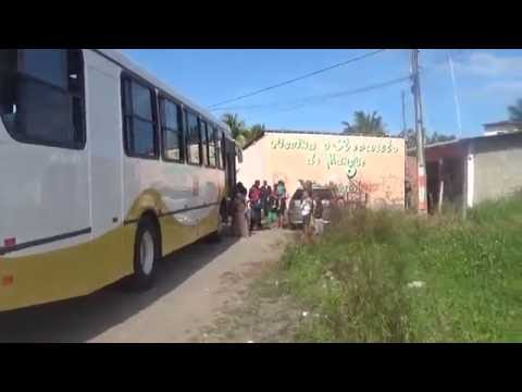 CARAVANA DE RECIFE CHEGANDO NA IGREJA EM ITAPISSUMA