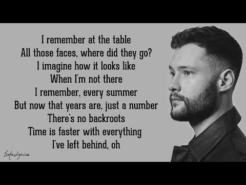 Calum Scott - What I Miss Most (Lyrics)