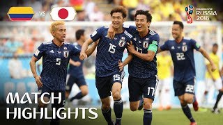 Video Colombia v Japan - 2018 FIFA World Cup Russia™ - Match 16 MP3, 3GP, MP4, WEBM, AVI, FLV Juli 2018