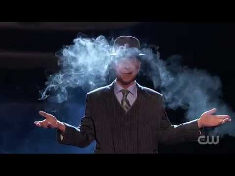 Penn & Teller - Smoking/Sleight of Hand Trick
