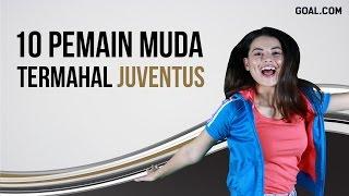 Video 10 Pemain Muda Termahal Juventus MP3, 3GP, MP4, WEBM, AVI, FLV November 2017