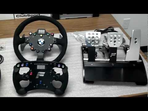 fanatec clubsport wheel manual youtube. Black Bedroom Furniture Sets. Home Design Ideas