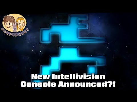 New Intellivision Console Announced - #CUPodcast