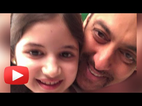 Salman Khan And Harshali Malhotra Reunite For A Fi