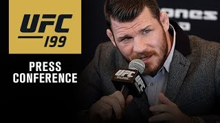 UFC 199: Press Conference by UFC