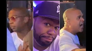 50 Cent Clowns Enemies Ja Rule & Irv Gotti For Being Denied Into New York Nightclub| FERRO REACTS